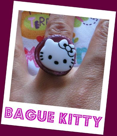 bague kitty