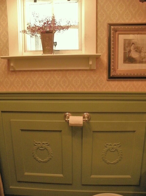 chez brambly little WC and little hall (1)