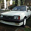 Opel ascona c 16 gt sport 2 portes 1986, retrorencard 2011