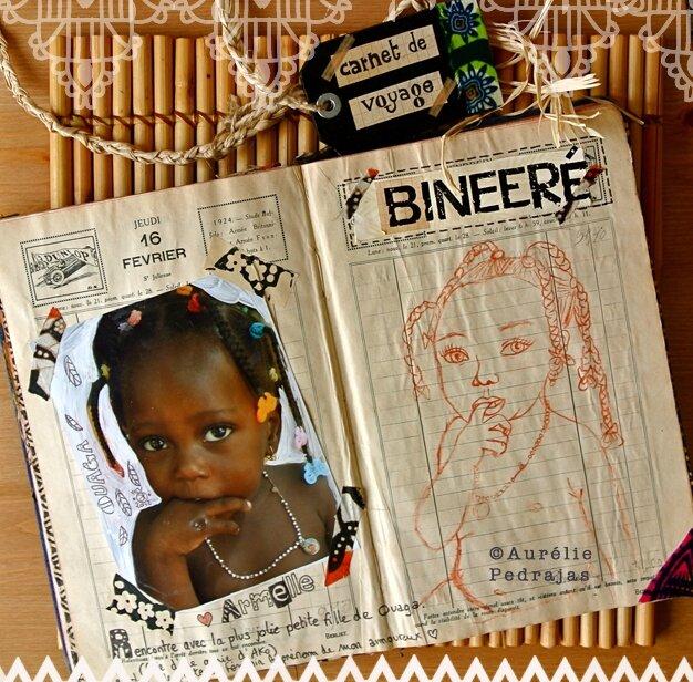 page Armelle-ouagadougou-carnet de voyage