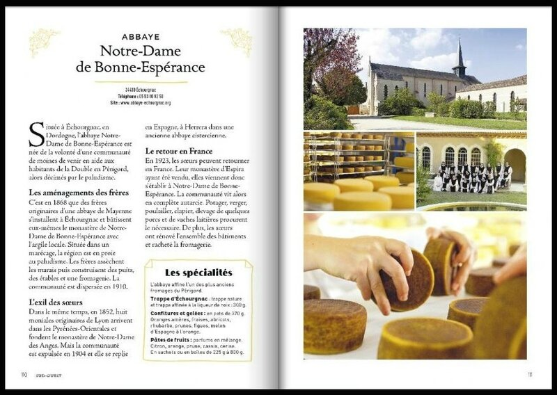le guide gourmand des abbayes 6