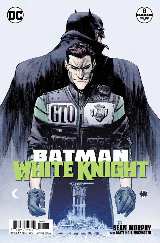 black label batman white knight 08