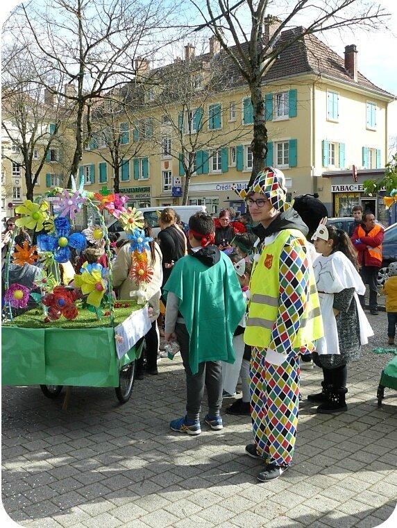 Quartier Drouot - Carnaval 54