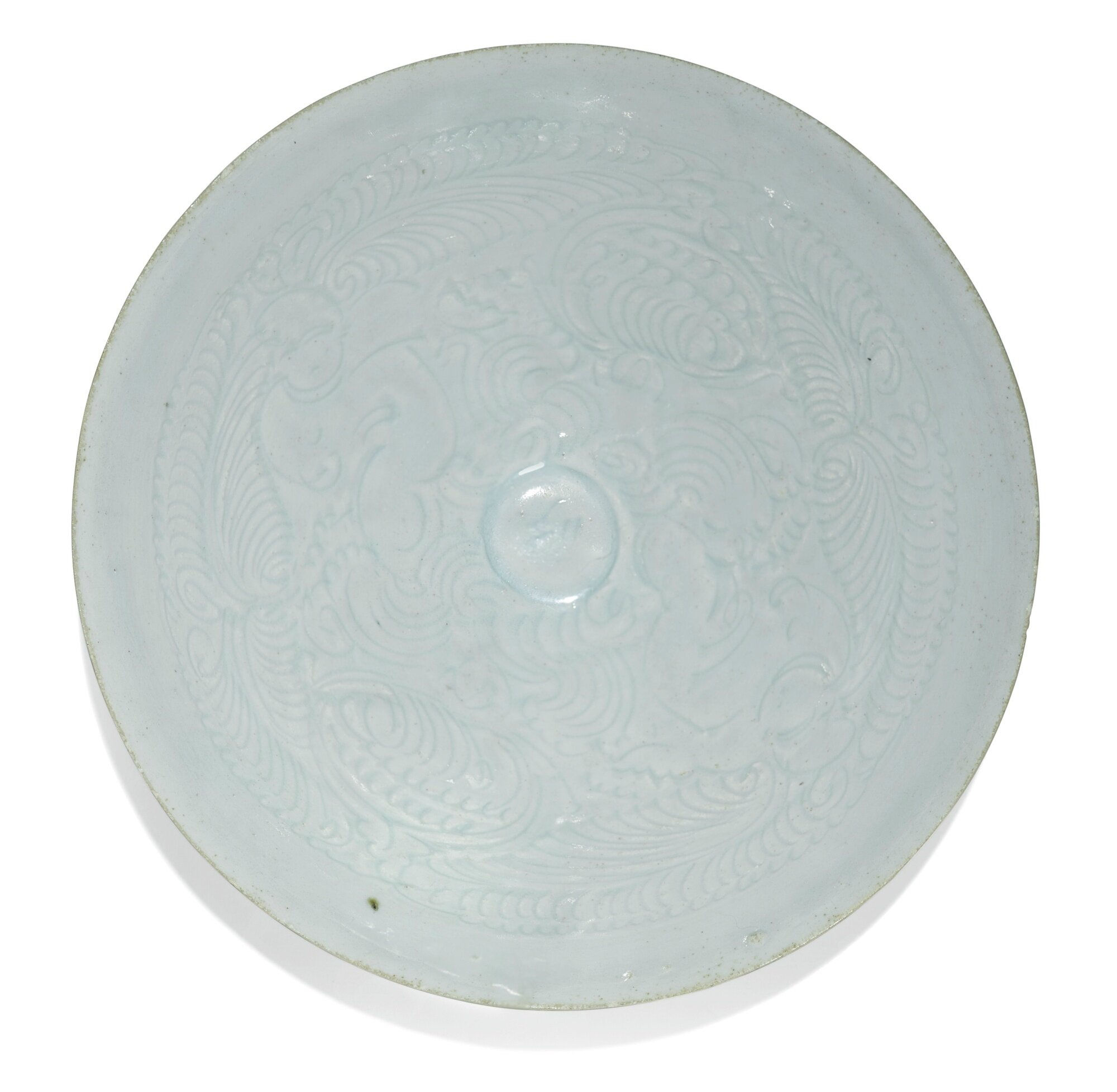 A Qingbai 'boys' bowl, Southern Song dynasty