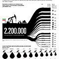 Le choc pétrolier à l' envers: sa signification.