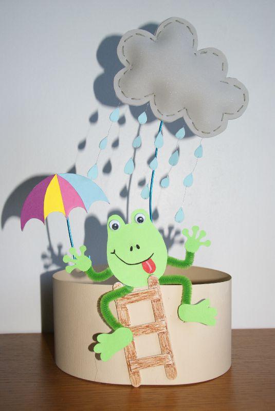 Couronne n°18 : Il pleut, il mouille
