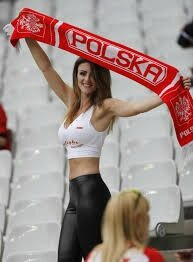 supportrice Pologne