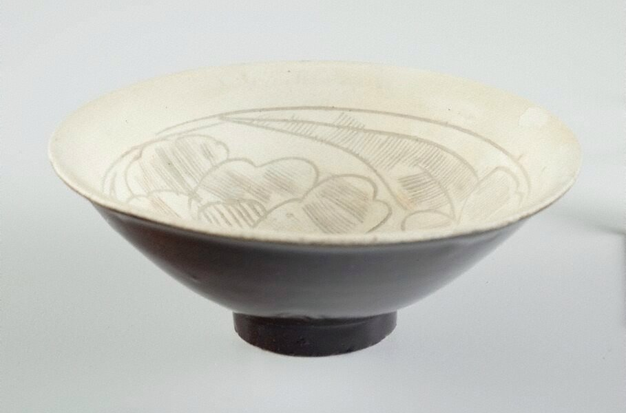 Cizhou ware bowl, China, Song dynasty (960-1127)