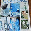 Magazine couture et broderie