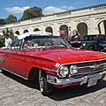 CHEVROLET Impala 2door convertible 1960 Ludwigsburg (1)