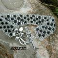 Bracelet Chekered