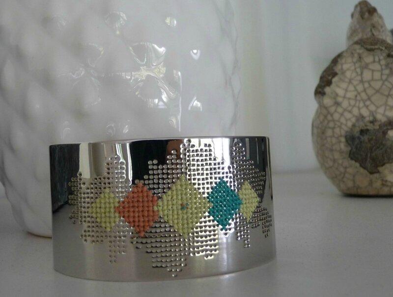 bracelet manchette square 1