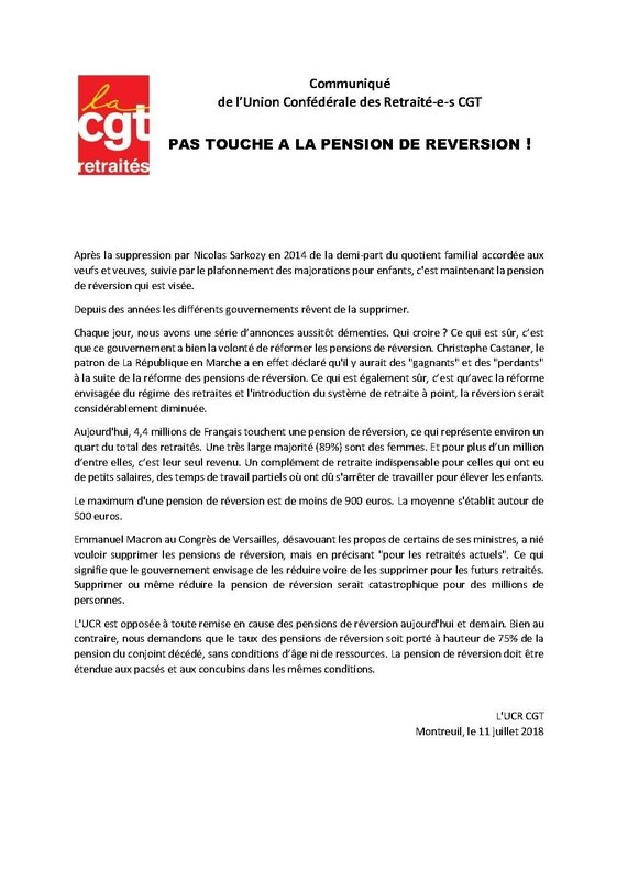 Comm_UCR_pension_réversion 11 juillet 2018