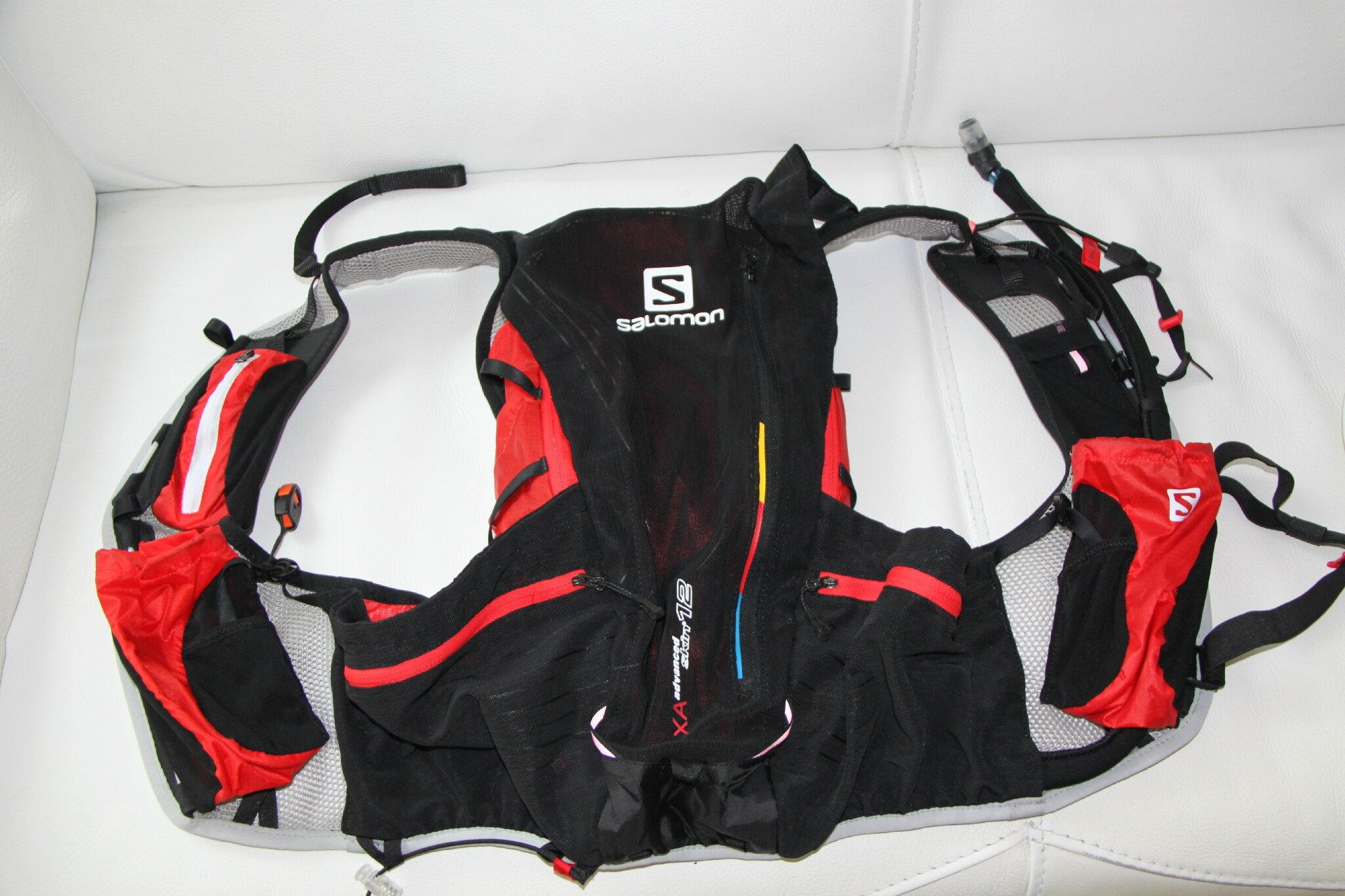 43a3a70e609 SAC A DOS SALOMON ADVANCED SKIN S-LAB 12 SET - MULTISPORTS