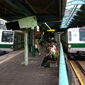 6014系 & 6034系 Shimo-Kitazawa eki (Odakyu line)