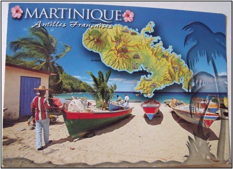 Martinique - datée 2018