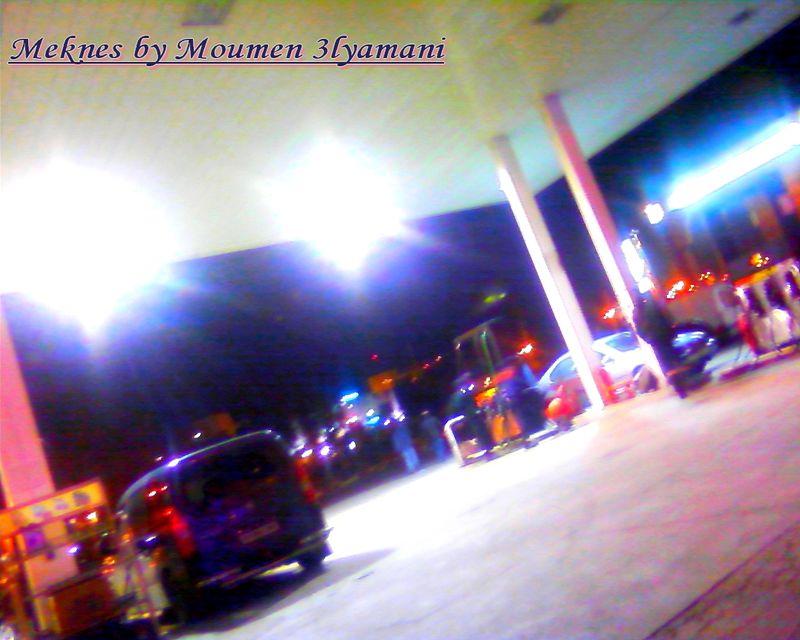 Station Mobil Meknes Bab Boumayeur