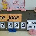 Tricot compteur du 19 juin 2014 : 7432 créations en 2 ans et 1 mois !!!