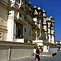 Udaipur - City Palace