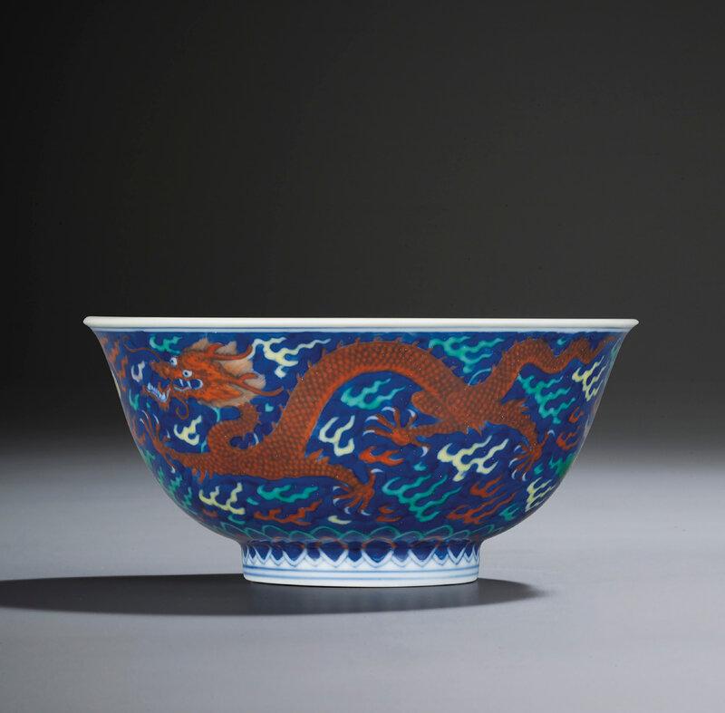 2014_HGK_03322_3456_000(a_rare_blue-ground_polychrome-decorated_dragon_bowl_qianlong_six-chara)
