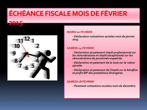 ECHEANCE_FISCALE