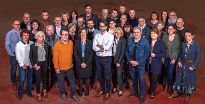 municipales 2020 à Avranches : la liste complète d'Antoine Delaunay