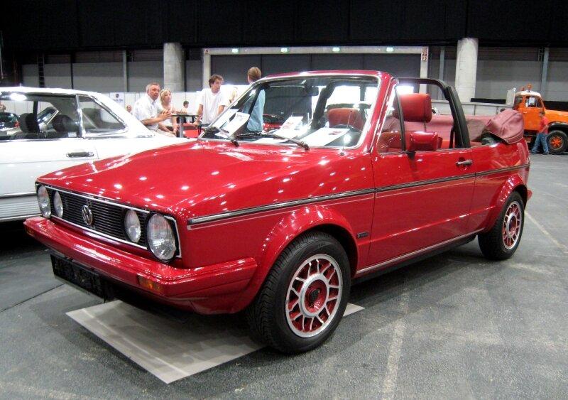 Vw golf cabriolet 01