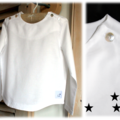 Sailboat Top Oliver + S