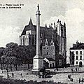 Ancien Nantes - Place Louis XVI