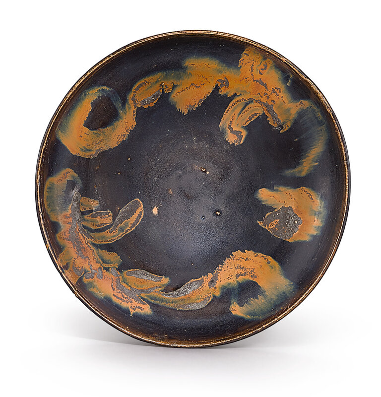 A Henan russet-splashed bowl, Northern Song dynasty (960-1126)