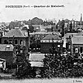 Le quartier du Malakof et de la filature Théophile Legrand