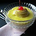 Pompom pudding (sans lactose et sans gluten)