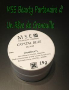 gel Crystal Blue