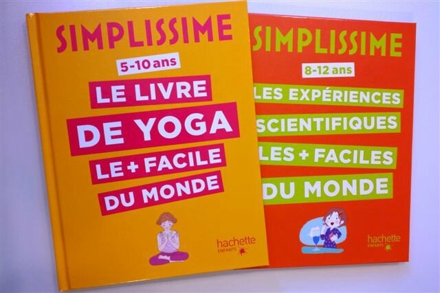 Simplissime, Hachette Enfants ©Kid Friendly