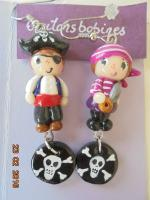 boucles pirate