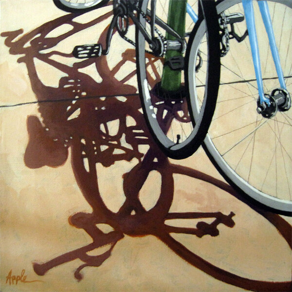 bicycle Linda Apple - togetherness100