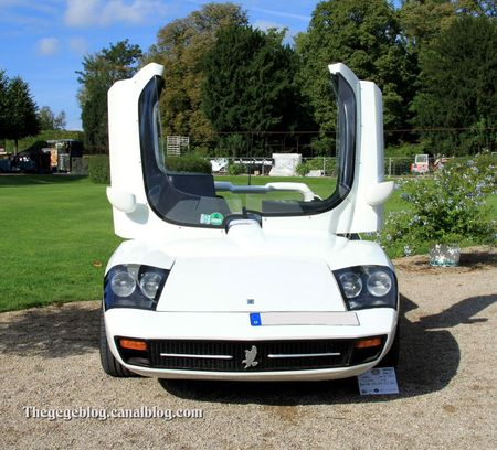 Isdera spyder 036 I roadster de 1988 (9ème Classic Gala de Schwetzingen 2011) 02
