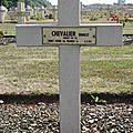 Soldat Ernest CHEVALIER