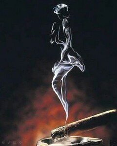 art_lady_in_smoke_illusion