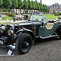 Jaguar open tourer hooper de 1952 (9ème Classic Gala de Schwetzingen 2011) 01