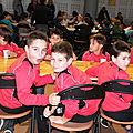 14-15, Ecole de Rugby, le noël du 20 12 14