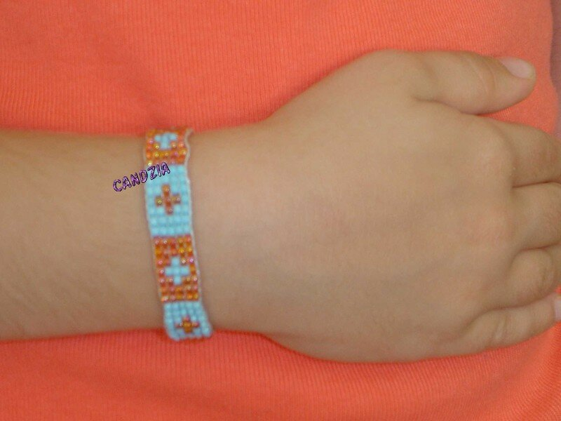 1er bracelet