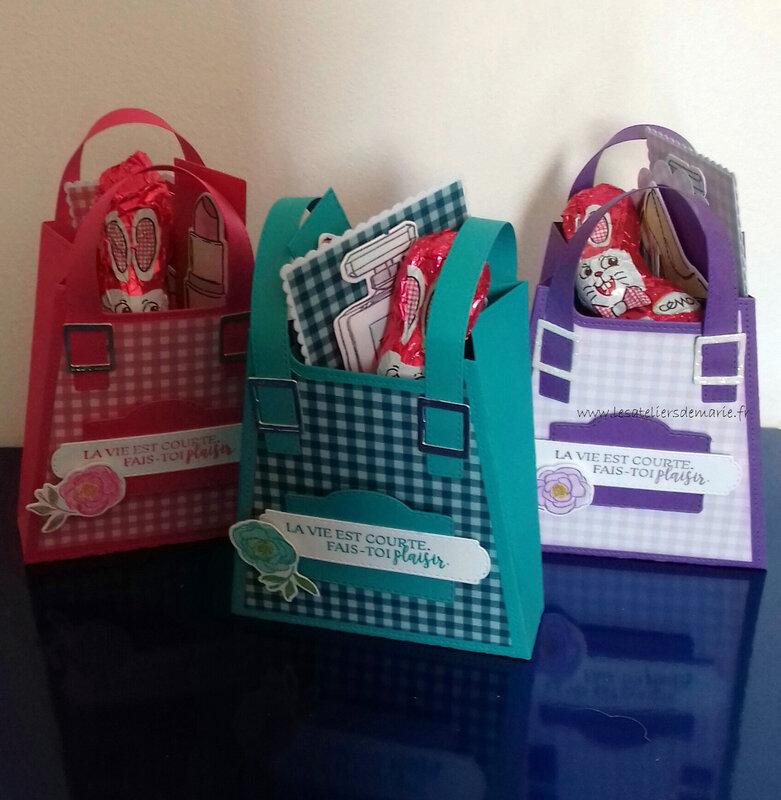 petits sacs de Pâques blog