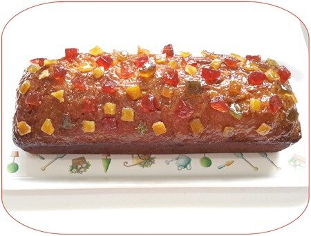 cake aux fruits confits12