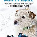 Arthur l'incroyable histoire du chien qui traversa le monde pour trouver l'amitié