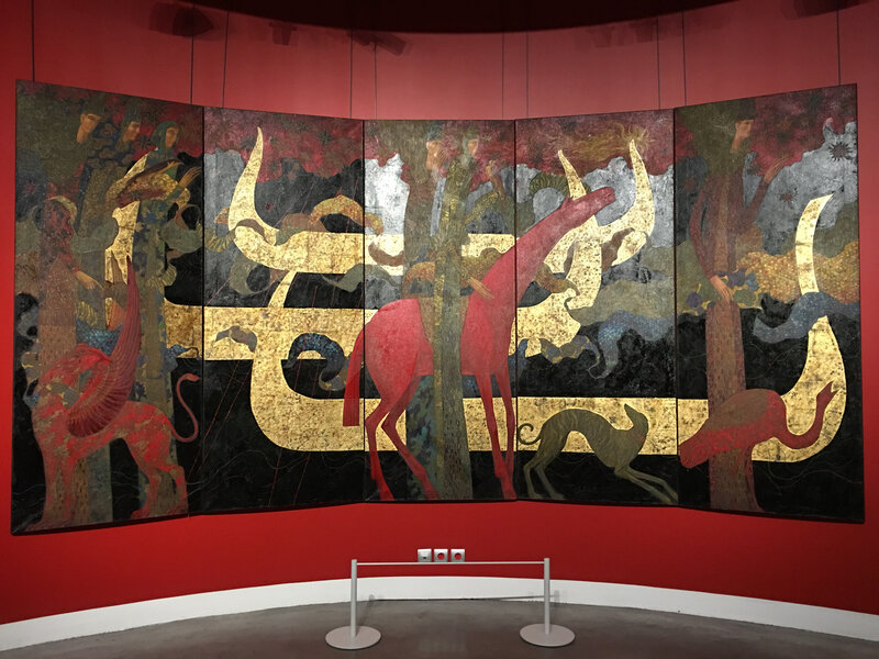 Scriptorial_Avranches_musée_manuscrits_Mont-Saint-Michel_exposition_Timur D'Vast_2019_expo