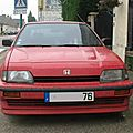 Honda civic crx 1.6i-16 (1985-1987)