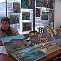 MARCHE DES ARTISTES 2011