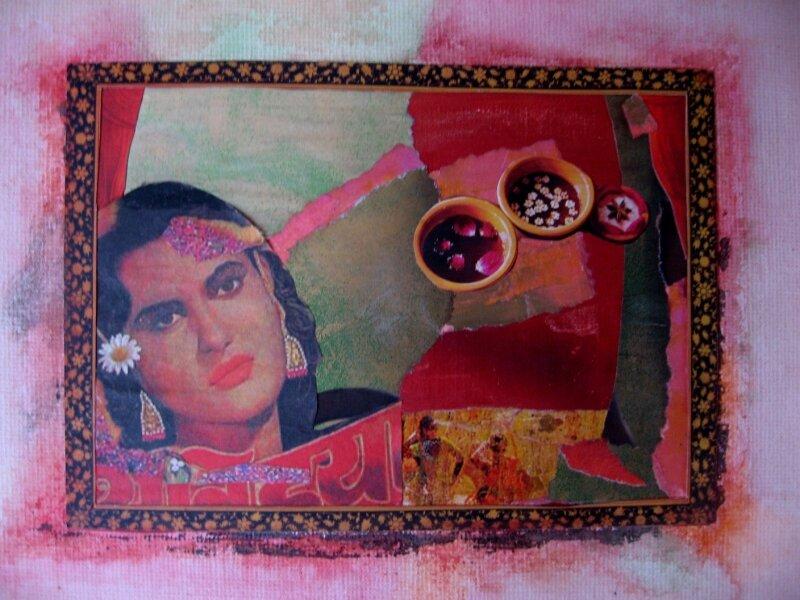 Portrait indien (18X24)