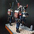 La revue : Infanterie légère - 1804-1812 PICT9342
